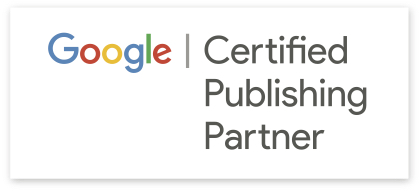 DQ&A certified as a Google publishing partner